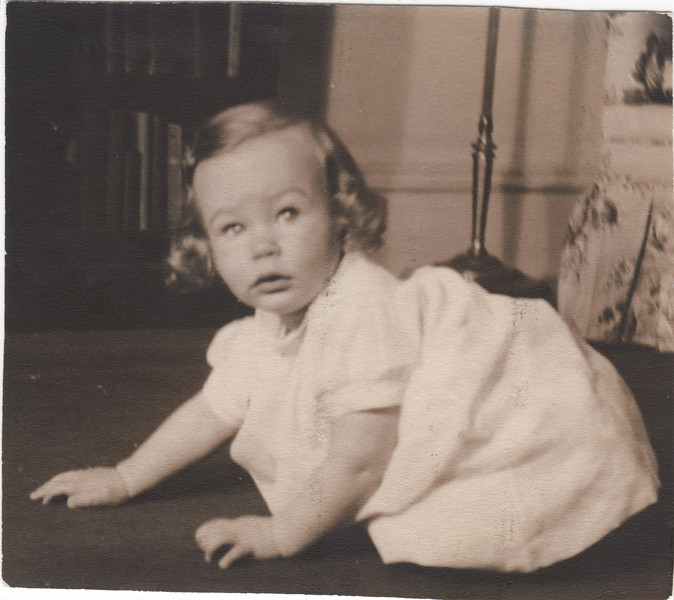 1013 No. Broad St. Elizabeth, NJ. Barb abt age 18 mos