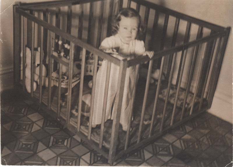 Barbara Playpen about 18 months