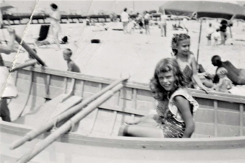 Barbara Avon about 1952