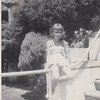 Barbara in Avon abt 1950