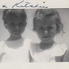 Barb and Kitchie abt 1948
