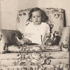1013 No. Broad St. Elizabeth, NJ. Barb abt age 18 mos.