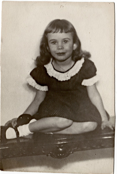 Barb age 4