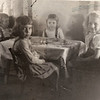 Barbara, Ann Comisar, Barby Hans and Shirley Hans abt 1948