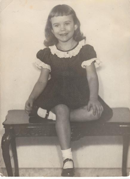 Barbara age 3