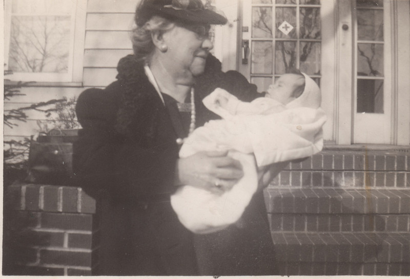 Barbara 2 months with Gram Cassidy