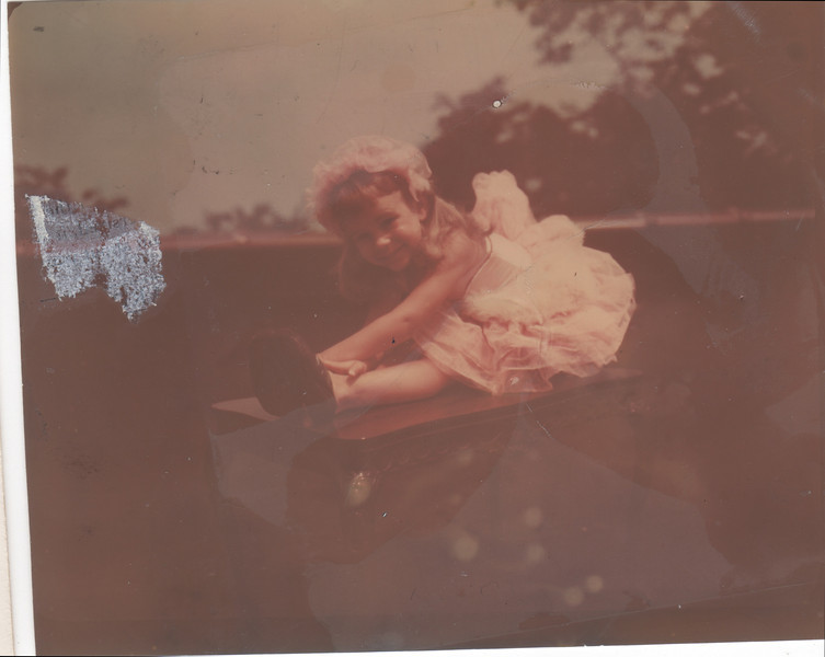 Barbara Shelly, Ballet age 5