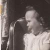 Cousin Pat's Highchair Barbara Anne February 1945 1 Year