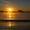 Sunrise at Batehaven