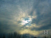 Sky after Mike Fazer's wake