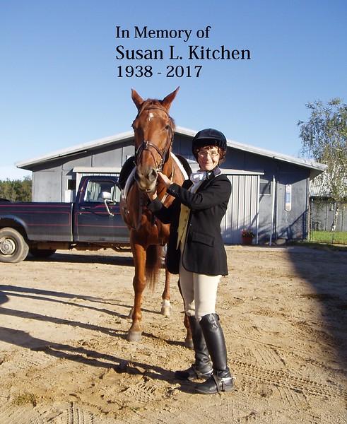Sue Kitchen RIP