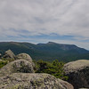 Katahdin from South Brother...