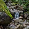 Little drop along Chimney Pond Trail.