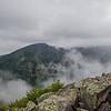 Clearing fog on the Knife Edge...