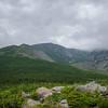 Hamlin Ridge and North Basin from Blueberry Knoll.