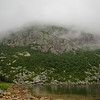 Foggy Chimney Pond 1.