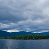 Katahdin from Kidney Pond.