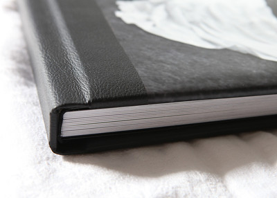 This shows the spine of the Photocover book