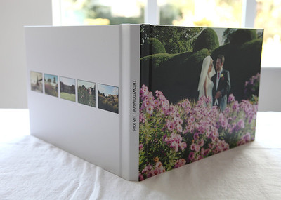 Here's the Imagewrap cover fully open so you can see what the back looks like too