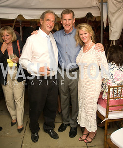David Myer,Stanley McChrystal,Kimberly Wardhill,Benefit for The Yellow Ribbon Fund,June 9,2011,Kyle Samperton