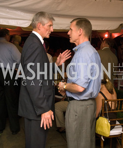 William Sadlack,Stanley McChrystal,Benefit for The Yellow Ribbon Fund,June 9,2011,Kyle Samperton