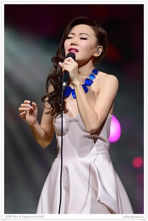 """胡琳 """"Nice & Easy"""" Concert 2012"""