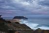 Point Sur after a Winter Sunrise