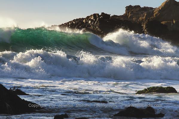 Big Wave at Pfeiffer Beach