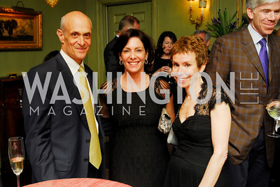 Michael Chertoff,Beth Wilkinson,Meryl Chertoff,Birthday Dinner for Rima Al-Sabah,April 19,2011,Kyle Samperton