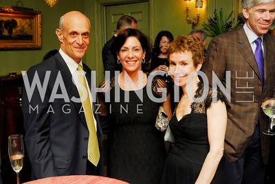 Michael Chertoff,Beth Wilkinson,Meryl Chertoff,Birthday Dinner for Rima Al-Sabah,April 19,2011,Kyle Samperton