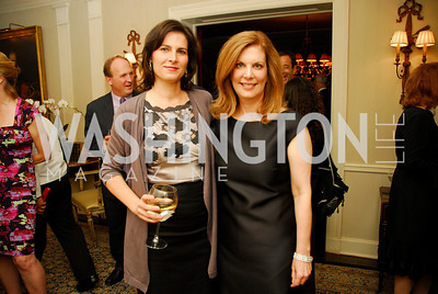 Claire Shipman,Lea Berman,Birthday Dinner for Rima Al-Sabah,April 19,2011,Kyle Samperton