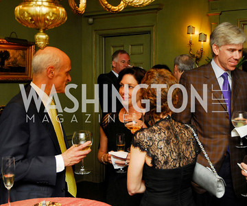Michael Chertoff, Beth Wilkinson, Birthday Dinner for Rima Al-Sabah, April 19, 2011, Kyle Samperton