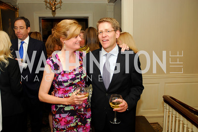 Mary Jordan,Jay Carney,Birthday Dinner for Rima Al-Sabah, April 19, 2011, Kyle Samperton