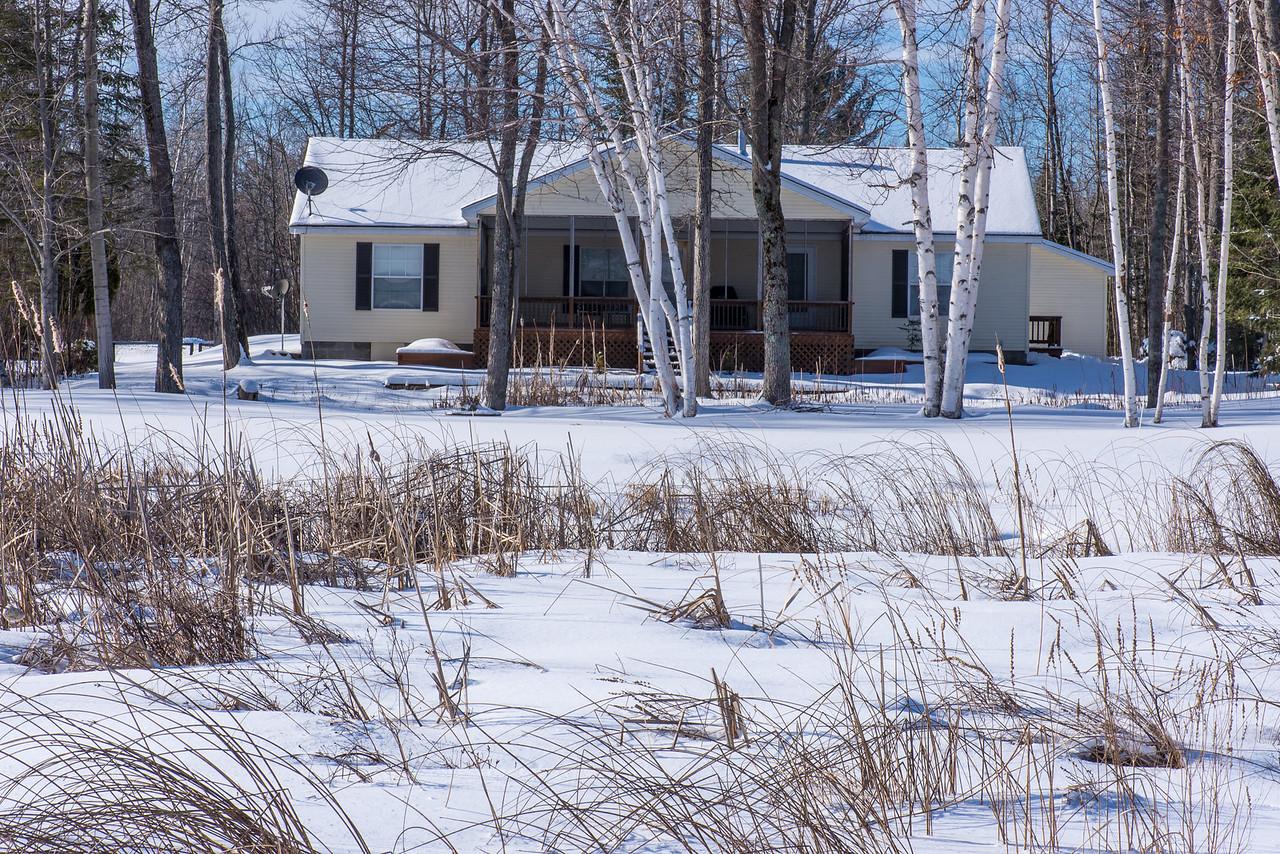 Black Lake, Michigan - February 2017