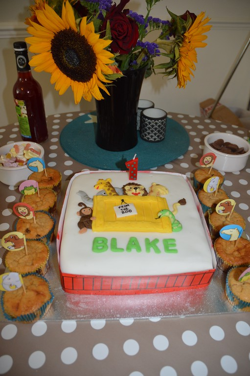 Blake's 1st Birthday