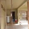 After Hallway/new kitchen