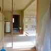 After: Hallway/new kitchen