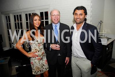 Arianny Celeste,Marin Strmecki,Daoud Wardak,Blue Key:Miami to D.C.,June 22.2011,Kyle Samperton