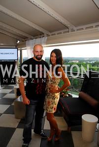 Tiki Ghosn,Arianny Celeste,Blue Key:Miami to D.C.,June 22.2011,Kyle Samperton