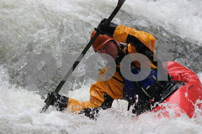 White water kayaking 4221