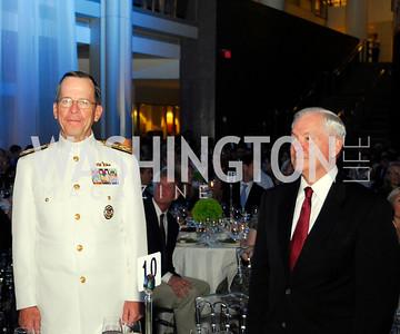Adm.Mike Mullen,Sec.Robert Gates, Bob Woodruff Foundation/Stand Up For Heroes,June 16.2011,Kyle Samperton