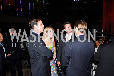 Bob Woodruff,Elizabeth Thorp,Aldus Thorp,Bob Woodruff Foundation/Stand Up For Heroes,June 16.2011,Kyle Samperton