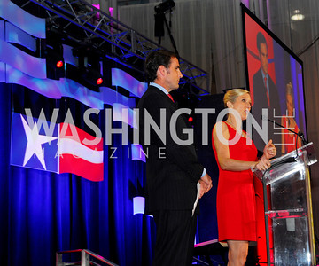 Bob Woodruff,Lee Woodruff,Bob Woodruff Foundation/Stand Up For Heroes,June 16.2011,Kyle Samperton