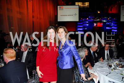 Natasha Barrett,Alison Starling,Bob Woodruff Foundation/Stand Up For Heroes,June 16.2011,Kyle Samperton
