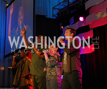 The Four Troops,Bob Woodruff Foundation/Stand Up For Heroes,June 16.2011,Kyle Samperton