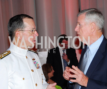 Adm. Mike Mullen,,Gen .Richard Myers,Bob Woodruff Foundation/Stand Up For Heroes,June 16.2011,Kyle Samperton