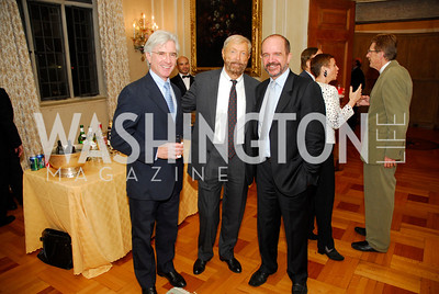 Carl Colby,David Brown,Renato Miracco, Book Party For Alexandra deBorchgrave,September 15,2011,Kyle Samperton