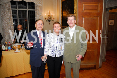 John  Ford ,Berthe Ford,Neil Greentree ,Book Party For Alexandra deBorchgrave,September 15,2011,Kyle Samperton