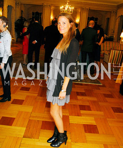 Kira Bates, Book Party For Alexandra deBorchgrave,September 15,2011,Kyle Samperton