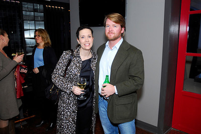 Betsy Walker,Rob Walker,March 15,2011,Book Party For Nick Galifianakis at Lincoln.Kyle Samperton